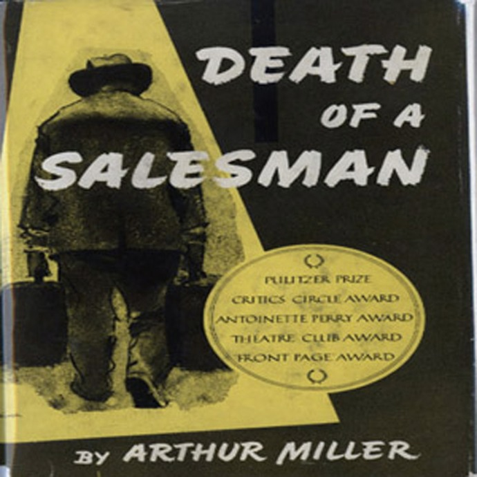 the criticism of the american society in arthur millers play death of a salesman